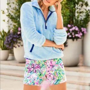 NWT Lilly Pulitzer Callahan knit shorts 6